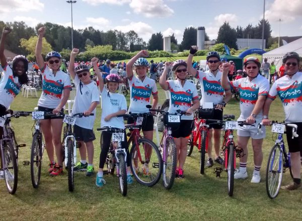 Pedal to the Metal for Team Kubota