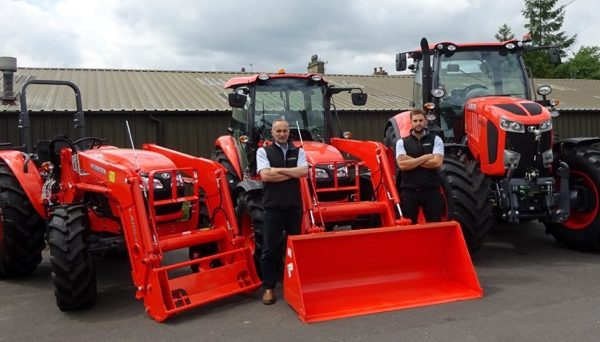 Bob Wild Machinery enters Agricultural market with new Kubota partnership
