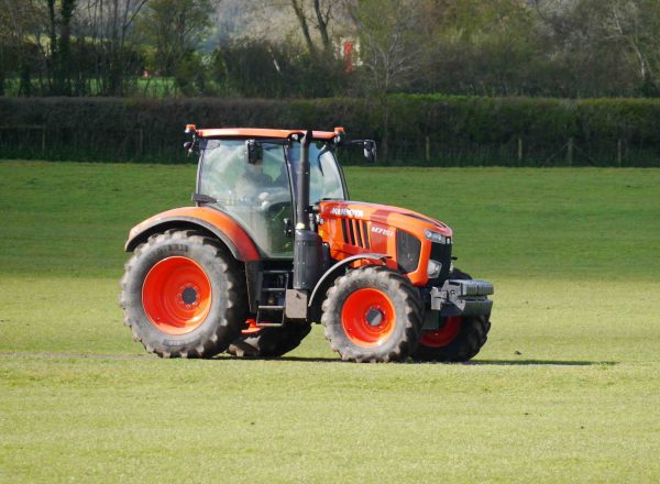 Farmers put Kubota's new M7001 Series to the test at EG.Coles' Drive and Ride Event