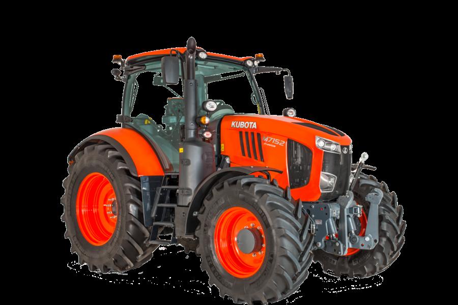 Tractors Kubota M5001 - Kubota