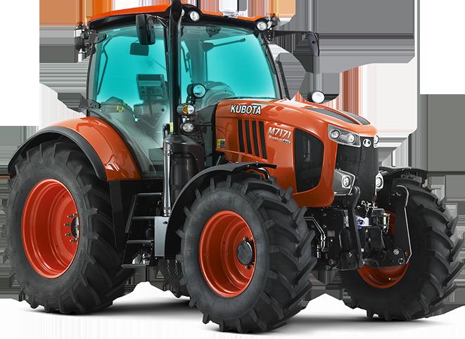 Tractors Kubota MGX III - Kubota