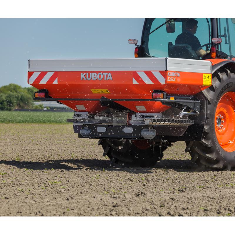 DSX 1500-2150-2800 – DSX 1875-2550 - KUBOTA