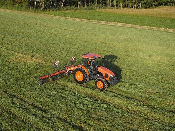 Tractors M5001 - KUBOTA