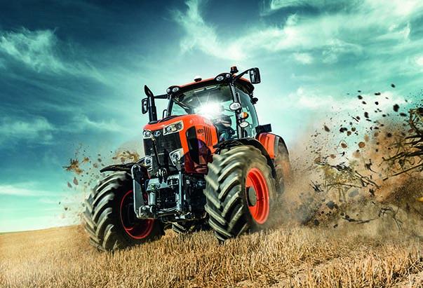 Tractors M7001 - KUBOTA