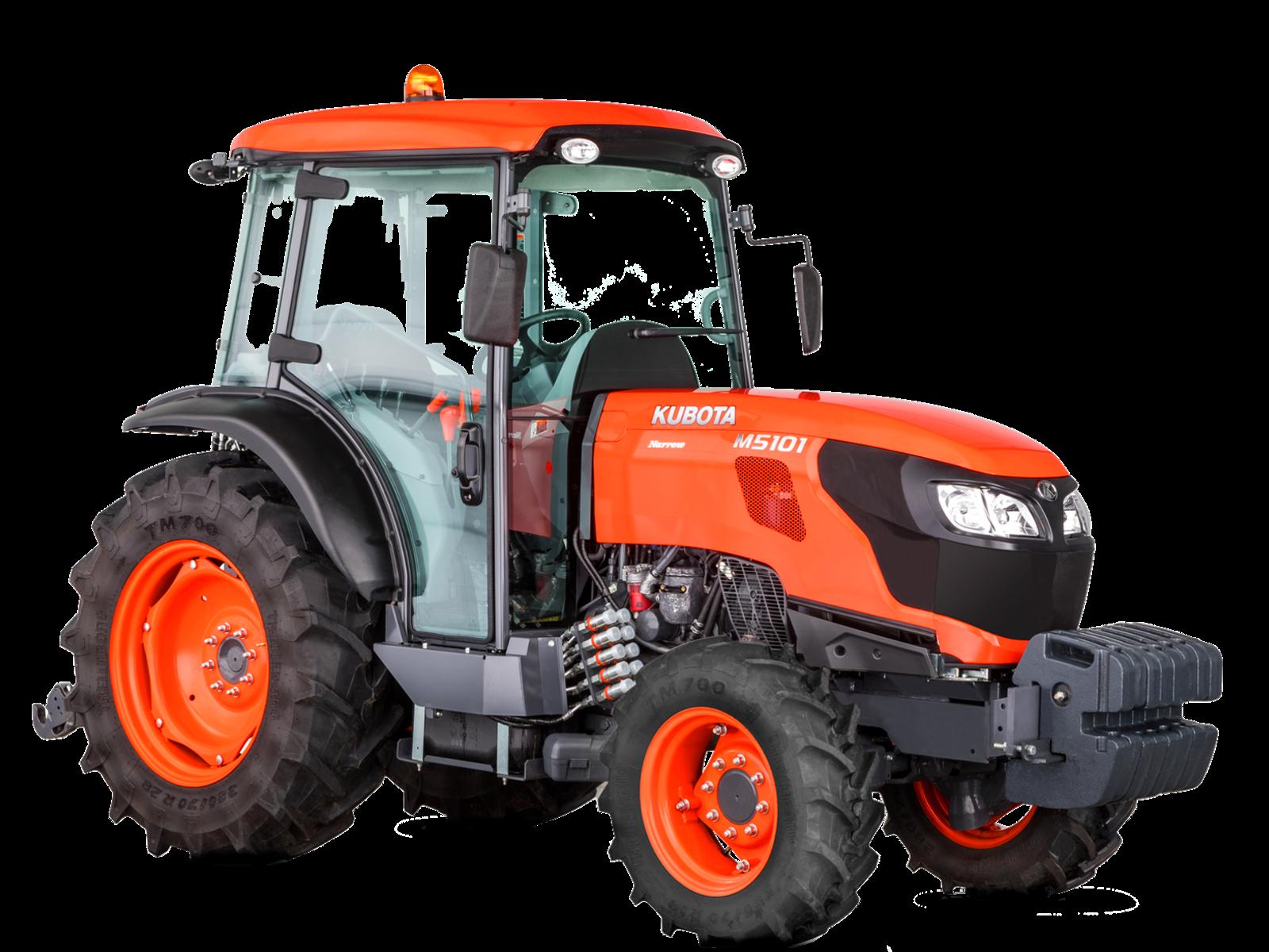 Tractors Kubota M5001 Narrow - Kubota
