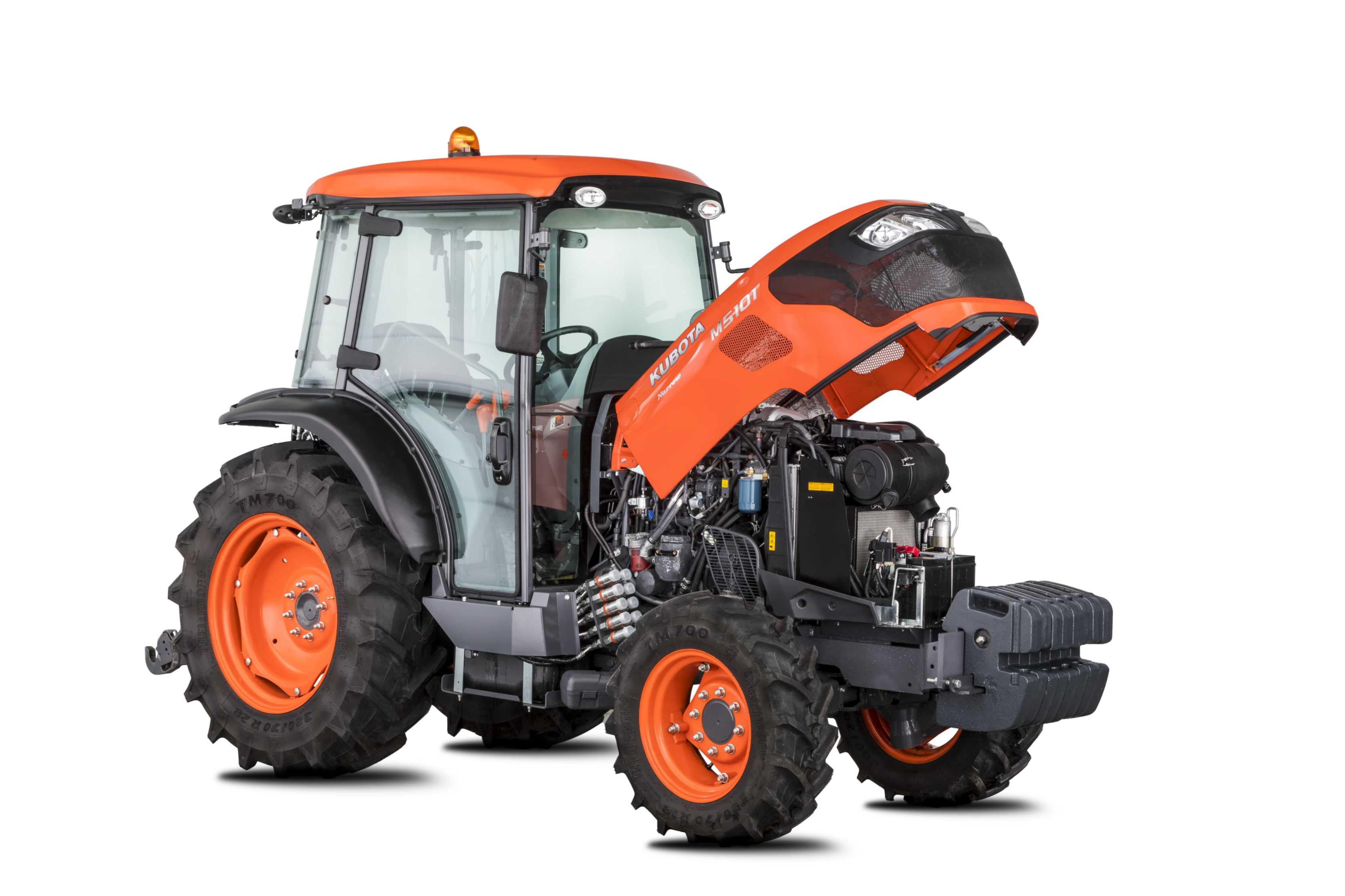 Tractors Kubota M5001 Narrow Kubota