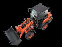 Wheel loaders R070 - KUBOTA