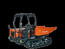 Track Dumpers KC250HR-4 - KUBOTA