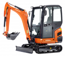 Mini-Excavators KX019-4 - KUBOTA