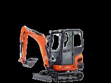 Mini-Excavators KX019-4 - KUBOTA