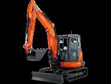 Mini-Excavators KX057-4 - KUBOTA