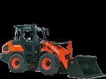 Wheel loaders R085 - KUBOTA