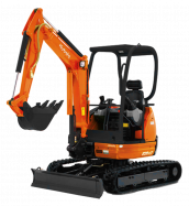 Mini-Excavators U20-3a - KUBOTA