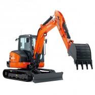 Excavator KX057-4 - KUBOTA