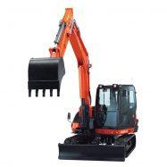 Excavator KX080-4α - KUBOTA