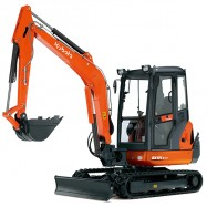 Excavator KX101-3α4 - KUBOTA