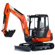 Excavator KX71-3 - KUBOTA
