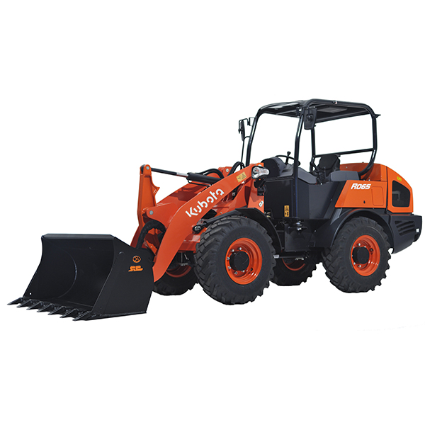 Wheel loader R065 - KUBOTA