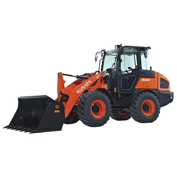 Track Loader For Sale >> Wheel loader Kubota R085 - Kubota