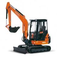 Excavator KX121-3a - KUBOTA