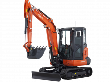 Mini-Excavators KX042-4 - KUBOTA