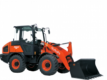 Wheel loaders R065HW - KUBOTA