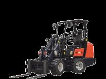Wheel loaders RT140 - KUBOTA