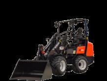 Wheel loaders RT210 - KUBOTA
