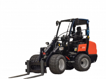 Wheel loaders RT270 - KUBOTA