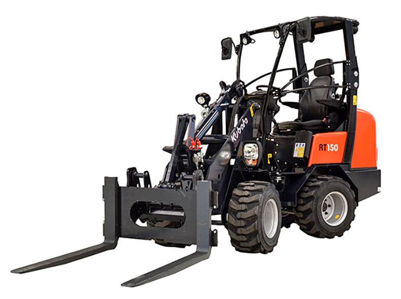 Wheel loader RT150 - KUBOTA