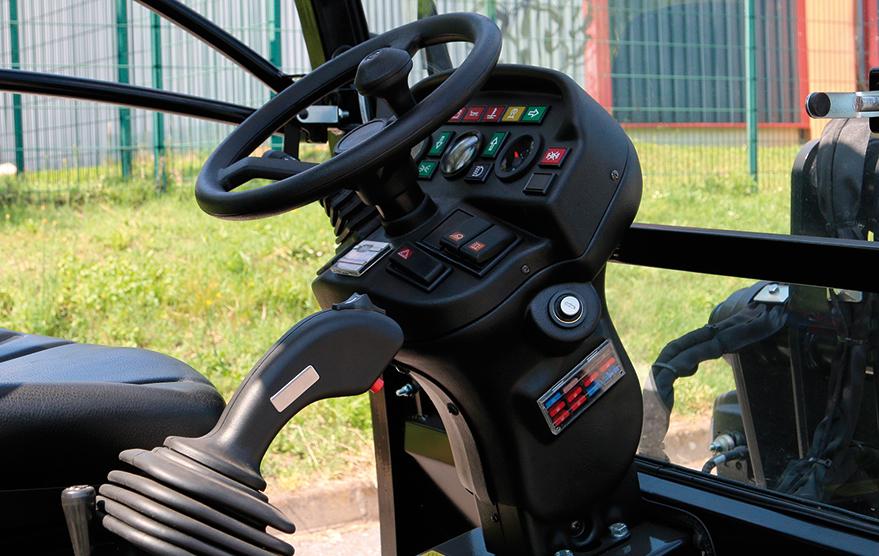 Wheel loader RT280 - KUBOTA