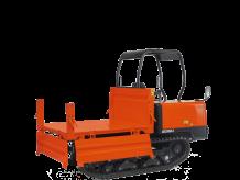 Track Dumpers KC250H-4 - KUBOTA