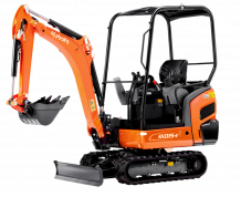 Mini-Excavators KX015-4 - KUBOTA