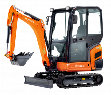 Mini-Excavators KX018-4 - KUBOTA