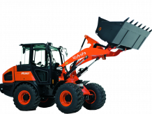Wheel loaders R082 - KUBOTA