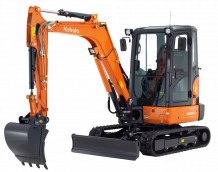 Mini-Excavators KX037-4 - KUBOTA