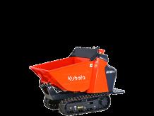 Track Dumpers KC70H-4 - KUBOTA