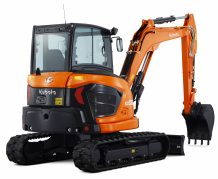 Mini-Excavators KX060-5 - KUBOTA