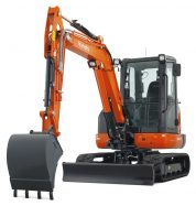 Mini-Excavators KX042-4a - KUBOTA