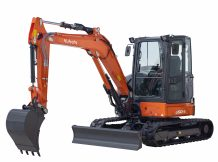 Mini-Excavators U50-5 - KUBOTA