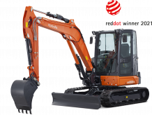 Mini-Excavators U56-5 - KUBOTA