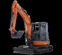 Mini-Excavators KX060-5 - KUBOTA
