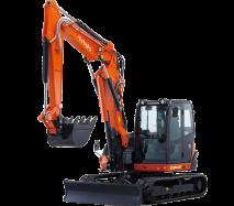 Mini-Excavators KX080-4α2 - KUBOTA