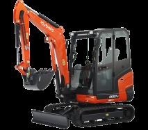 Mini-Excavators KX027-4 - KUBOTA