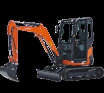 Mini-Excavators U27-4 - KUBOTA