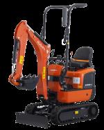 Mini-Excavators K008-5 - KUBOTA