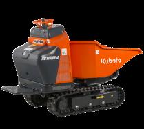 Track Dumpers KC110HR-4 - KUBOTA
