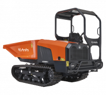 Track Dumpers KC300H/HR-5 - KUBOTA