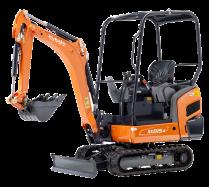 Mini-Excavators KX015-4 - KUBOTA