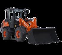 Wheel loaders R090 - KUBOTA